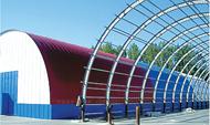 Быстровозводимые металлоконструкции в Киселевске