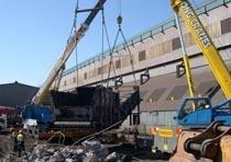 Демонтаж конструкций из металла в Киселевске