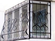 металлические решетки в Киселевске