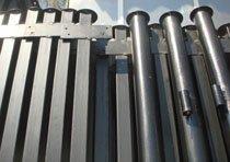 Металлические столбы в Киселевске изготовление и монтаж г.Киселевск